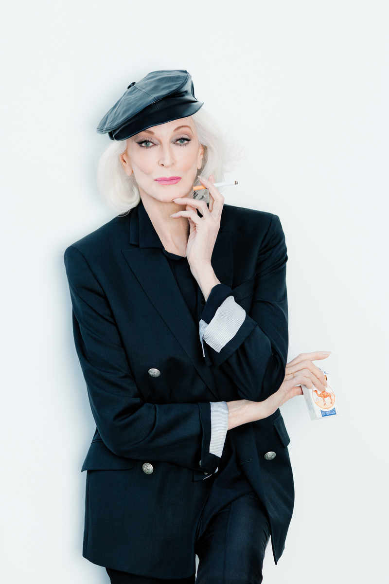 Jalouse- Carmen Dell'Orefice